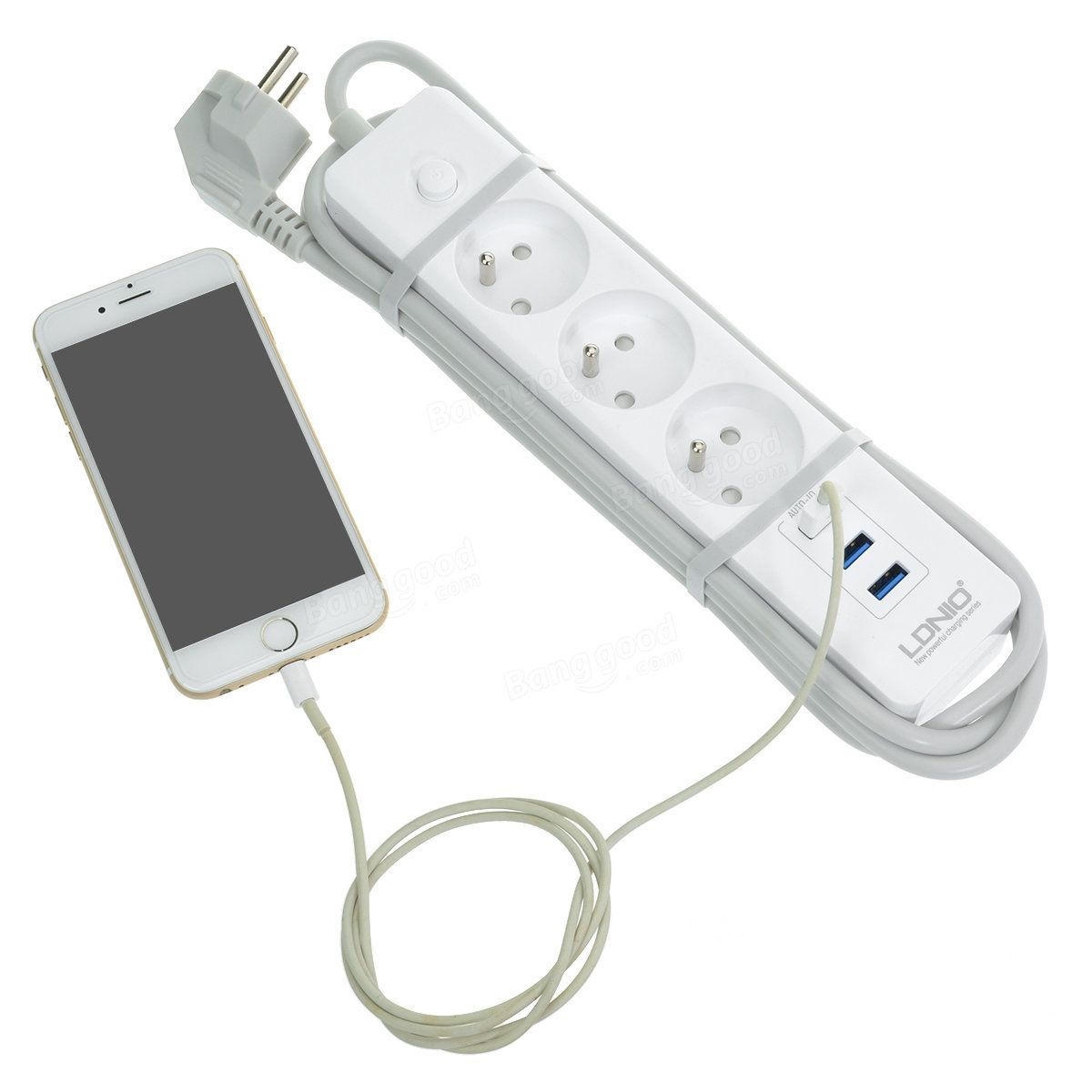 Сетевой фильтр USB-концентратор ХАБ