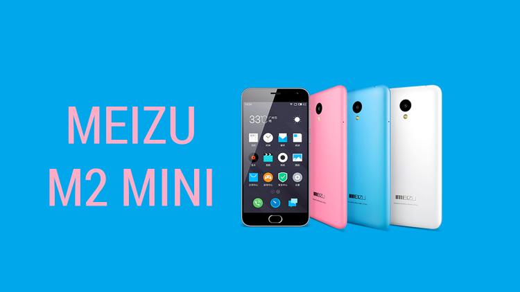 Meizu M2 mini / Meizu M2